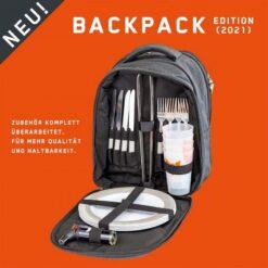 FENNEK Backpack der Rucksack für den Grill Edition 2021